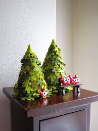Mountain King Brand Christmas Trees by Fabric Christmas Trees With Debbie Shore Youtube Crafty