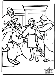 12 Years Jesus Colouring Pages