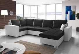 couchgarnitur fano mit schlaffunktion otto rechts weiss