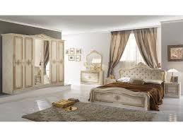 schlichter schlafzimmer set lazise 6 teilig beige