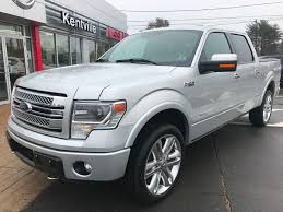 100 2014 Ford Diesel Trucks Used F150 LIMITED For Sale 39800 Bruce Mazda