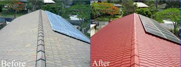 painting roof can you paint roof tiles