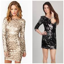 tall freckled fashionista holiday party dresses sequin edition