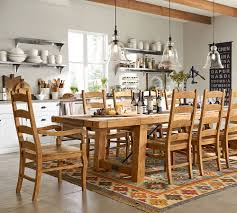Traditional Dining Table With Large Pottery Barn Benchwright ... Best Pottery Barn Wooden Kitchen Table Aaron Wood Seat Chair Vintage Ding Room Design With Extending Igfusaorg Chairs Interior How To Select Chair For Bad Backs Bazar De Coco Classic Rectangular Traditional Large Benchwright Round Glass Set2 Inch Fniture And Metal Bar Stools