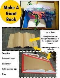 Make A Giant Book