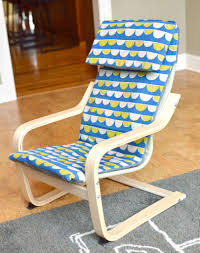 Ikea Poang Chair Cover Etsy Difference Between & Pello Rocker ...