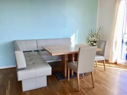 esszimmer set eckbank 2 stühle und tisch