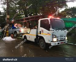 100 Tow Truck Accident BANGKOK THAILAND OCTOBER 21 2018 Police Stock Photo Edit Now