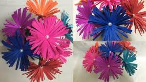 How To Make Paper Flowers Easy Step By Origami Crafts For Kids And Home Decor