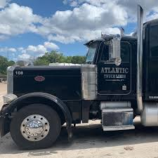 100 Atlantic Trucking Truck Lines Florida Freight Shipping And