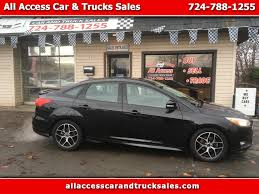 100 Select Cars And Trucks Used For Sale Aliquippa PA 15001 All Access Car Sales