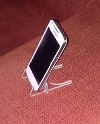 This is my simple cnc project to made mobile phone holder The material is 3