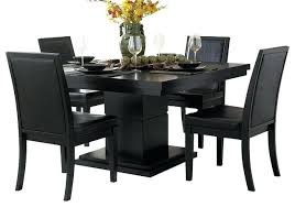 Full Size Of 5 Piece Square Pedestal Dining Room Set In Black Sets South Africa Home