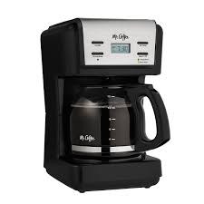 Mr Coffee 12 Cup Programmable Maker Black BVMC KNX23