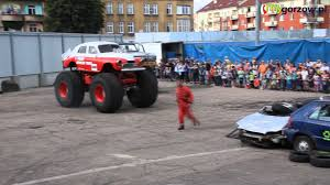 Monster Truck Show 2014 (31.05.2014) - Mygorzow.pl - YouTube Monster Truck Rentals For Rent Display Extreme Show Giant Cars Monstersuv Stunt Russian Aftburner Truck Kills Three At Dutch Officials Jam Is Returning To Australia In 2015 Anthony Bousfield Thrdown Eau Claire Big Rig Show Tickets Seatgeek Rolls Into New York Jersey Da Rocks Bigfoot Wikipedia Maximize Your Fun At Anaheim 2018 Poland Trucks Sonia En Route Monster Jam Trucks On Display Free Orlando Monsterjam Trippin