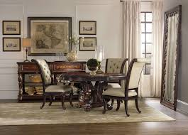 Hooker Furniture Grand Palais 60in Round Pedestal Dining Table