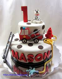 Semi Truck Birthday Cake Unique Two Tier Fire Truck Cake Google ... Monster Truck Cake Decorations Kid Stuff Pinterest Cakes Old Chevy Truck Cake Cakewalk Catering Decorating Ideas 3d Tutorial How To Cook That Youtube Cstruction Birthday For Conner Cassys Cakes Party Wichita Ks Awesome Grave Digger Fire Designs Pan Cakecentralcom
