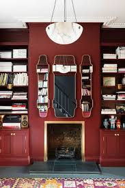 Red Living Room Ideas Uk by Oxblood Red Living Room Decorating With Dark Paint Colours