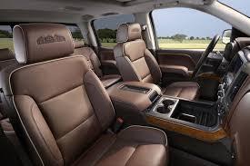 100 Chevy Truck Seats 2017 Silverado 1500 Interior Design Details GM Authority