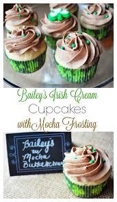 Baileys Pumpkin Spice by Bailey U0027s Irish Cream Cupcakes With Mocha Frosting Amee U0027s Savory Dish