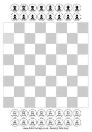 Free Printable Chess For Kids