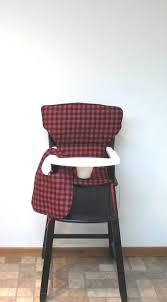 Eddie Bauer Newport Or Safety First Chair Pad Buffalo Plaid With ...