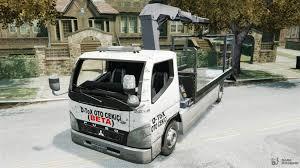 100 Gta 4 Tow Truck Mitsubishi Fuso For GTA