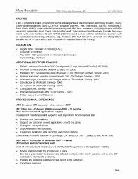 What To Write In Resume Summary For Freshers Best Of Sample Software Engineer Fresher Elegant
