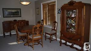 Appealing Antique Dining Room Furniture 1930 From The 1930s