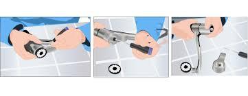 comment changer un robinet mitigeur de cuisine réparer un mitigeur qui fuit à la base et changer sa cartouche
