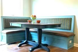 Dining Tables And Benches Room Table With Bench Creative Of