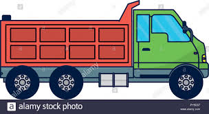 100 Dump Truck Drivers Driver Stock Vector Images Alamy