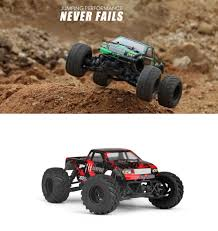 100 Monster Truck Fails Detail Feedback Questions About 118 Bigfoot Cars 50kmh RC Car 4WD