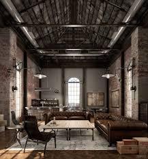 تصادم نقد غلاديس industrial interior design lighting