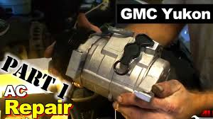 2003 GMC Yukon AC Compressor And Accumulator Part 1: AC Compressor ... Air Cditioning Wilmington Nc Repair Ford How To Fix Clutch Gap Youtube It Cool Heating 2214 Lithia Pinecrest Rd And Heating Repair Service Replacement In One Hour Closed Maryland Grove Cooling Blog Cditioner Houston Refrigeration Before You Call A Ac Man Comfoexpertsacrepair Comfort Experts Tomball Sacramento Fox Family