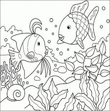 Medium Size Of Coloring Pagescoloring Pages Fishes Fish 1 Bass
