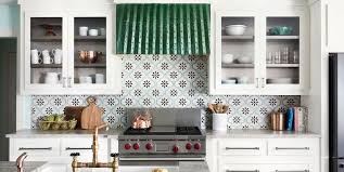 Ideas For Tile Backsplash In Kitchen 20 Chic Kitchen Backsplash Ideas Tile Designs For Kitchen