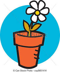 clip et illustrations de pots fleurs 5 651 dessins et