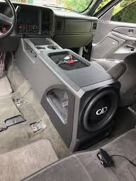 Custom Center Console... Looks To Be In Late 90s GM SUV. I Would ... 1992 Mazda B2200 Subwoofers Pinterest Kicker Subwoofers Cvr 10 In Chevy Truck Youtube I Want This Speaker Box For The Back Seat Only A Single Sub Though Truck Rockford Fosgate Jl Audio Sbgmslvcc10w3v3dg Stealthbox Chevrolet Silverado Build 675 Rear Doors Tacoma World Header News Adds Subwoofer Best Car Speakers Bass Stereo Reviews Tuning What Food Are You Craving Right Now Gamemaker Community 092014 F150 Vss Substage Powered Kit Super Crew Sbgmsxtdriverdg2 Power Usa