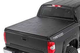 100 Toyota Truck Bed Covers Amazoncom Rough Country 44714551 Soft TriFold Tonneau