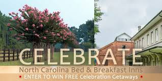 Enter to WIN celebration aways to North Carolina Bed and