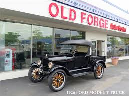 1926 Ford Model T For Sale   ClassicCars.com   CC-978886 1923 Ford Model T Farm Truck For Sale Classiccarscom Cc888079 1915 Ice Truck Cc1142662 1926 Tt Sale Youtube Pickup A For 1928 Aa Express Barn Find Patina 1924 Prewar Cars Pinterest Trucks Classic 1918 Other 4542 Dyler Pictures Sold 1922 Fire 1912 Fuel By Lesney In Hexham Ldon Car Prewcar