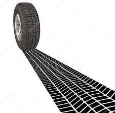 100 Tire By Mark Wheel Skid Stock Photo Iqoncept 83286584