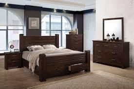 Archer 5 Piece Queen Bedroom Set with 32