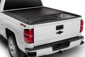 100 F 150 Truck Bed Cover Trident AstTrack Retractable Tonneau Retracting