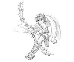 Kid Icarus Pit Bow