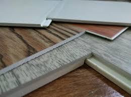 New Technology Click System SPC Floor Plastic Flooring 4mm Pvc Sheet Images