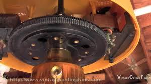 Belt Driven Ceiling Fan Motor by 100 Belt Driven Ceiling Fan Motor Solid Bronze Best Ceiling