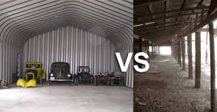 Pole Barn or Steel Barn – Which is Better