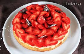 tarte aux fraises pate feuilletee tarte aux fraises à la pâte sablée aux amandes délizioso